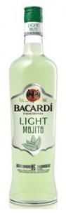 Bacardi Classic Cocktail Light Mojito