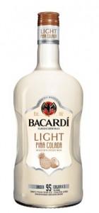 Bacardi Classic Cocktails Light Piña Colada